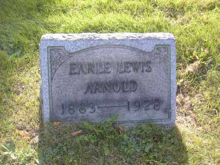 ARNOLD, EARLE LEWIS - Columbiana County, Ohio | EARLE LEWIS ARNOLD - Ohio Gravestone Photos