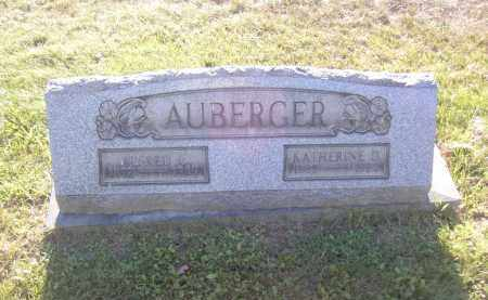 AUBERGER, KATHERINE D. - Columbiana County, Ohio | KATHERINE D. AUBERGER - Ohio Gravestone Photos