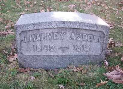 AZDELL, J. HARVEY - Columbiana County, Ohio | J. HARVEY AZDELL - Ohio Gravestone Photos