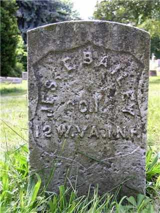 BAILEY, JESSE - Columbiana County, Ohio | JESSE BAILEY - Ohio Gravestone Photos