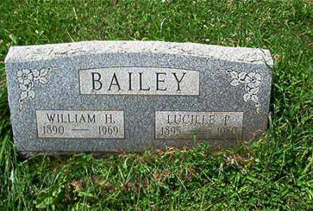 BARTLETT BAILEY, LUCILLE P. - Columbiana County, Ohio | LUCILLE P. BARTLETT BAILEY - Ohio Gravestone Photos