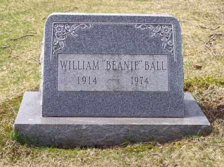 BALL, WILLIAM - Columbiana County, Ohio | WILLIAM BALL - Ohio Gravestone Photos