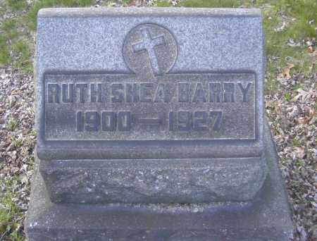 BARRY, RUTH SHEA - Columbiana County, Ohio | RUTH SHEA BARRY - Ohio Gravestone Photos