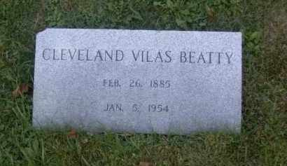 BEATTY, CLEVELAND VILAS - Columbiana County, Ohio | CLEVELAND VILAS BEATTY - Ohio Gravestone Photos
