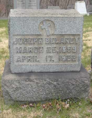 BELANEY, JOSEPH - Columbiana County, Ohio | JOSEPH BELANEY - Ohio Gravestone Photos
