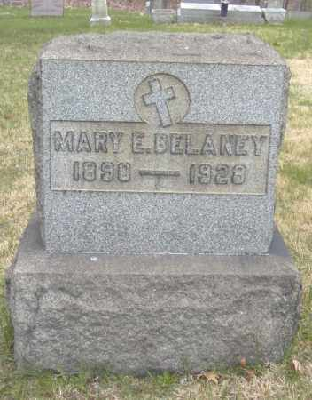 BELANEY, MARY E. - Columbiana County, Ohio | MARY E. BELANEY - Ohio Gravestone Photos