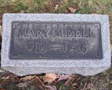 BELL, MARY M. - Columbiana County, Ohio | MARY M. BELL - Ohio Gravestone Photos