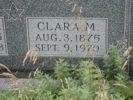 BETZ, CLARA M - Columbiana County, Ohio | CLARA M BETZ - Ohio Gravestone Photos