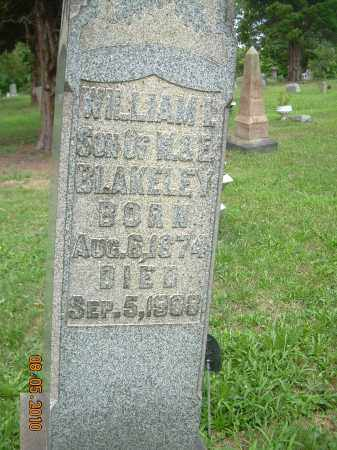 BLAKELEY, WILLIAM - Columbiana County, Ohio | WILLIAM BLAKELEY - Ohio Gravestone Photos