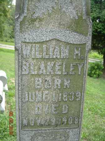 BLAKELEY, WILLIAM H - Columbiana County, Ohio | WILLIAM H BLAKELEY - Ohio Gravestone Photos