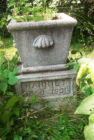 BLAZER, HARRIET - Columbiana County, Ohio | HARRIET BLAZER - Ohio Gravestone Photos