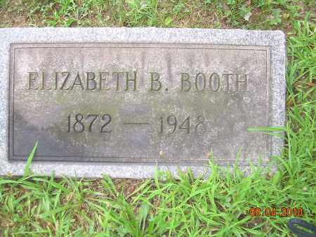 BOOTH, ELIZABETH B - Columbiana County, Ohio | ELIZABETH B BOOTH - Ohio Gravestone Photos
