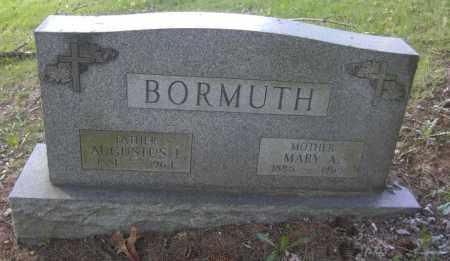 BORMUTH, MARY A. - Columbiana County, Ohio | MARY A. BORMUTH - Ohio Gravestone Photos