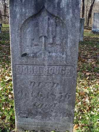BOUGH, JOHN - Columbiana County, Ohio | JOHN BOUGH - Ohio Gravestone Photos