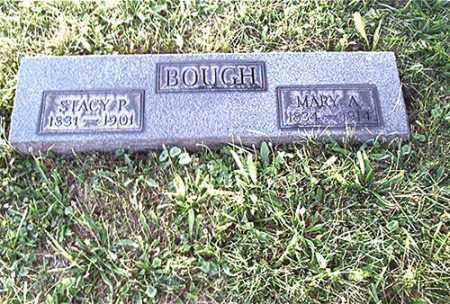 BOUGH, STACEY P - Columbiana County, Ohio | STACEY P BOUGH - Ohio Gravestone Photos