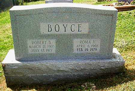 BOYCE, ROBERT B. - Columbiana County, Ohio | ROBERT B. BOYCE - Ohio Gravestone Photos
