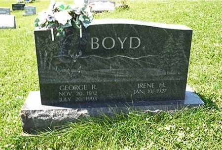 BOYD, IRENE H. - Columbiana County, Ohio | IRENE H. BOYD - Ohio Gravestone Photos