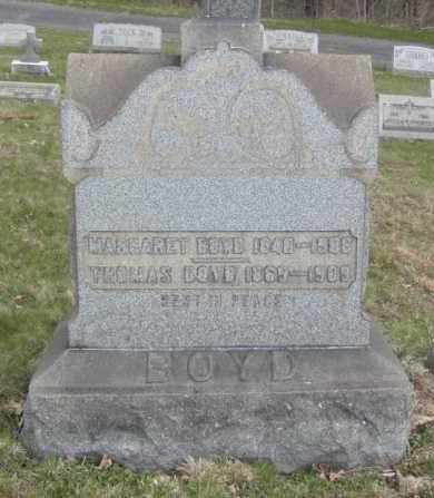 BOYD, MARGARET - Columbiana County, Ohio | MARGARET BOYD - Ohio Gravestone Photos