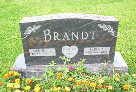 BRANDT, JACK R. JR. - Columbiana County, Ohio | JACK R. JR. BRANDT - Ohio Gravestone Photos