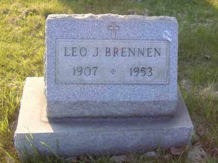 BRENNEN, LEO J. - Columbiana County, Ohio | LEO J. BRENNEN - Ohio Gravestone Photos