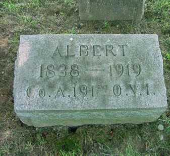 BRENNER, ALBERT - Columbiana County, Ohio | ALBERT BRENNER - Ohio Gravestone Photos