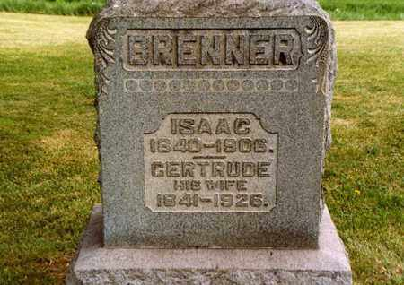 BRENNER, ISAAC - Columbiana County, Ohio | ISAAC BRENNER - Ohio Gravestone Photos