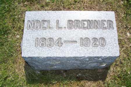 BRENNER, NOEL - Columbiana County, Ohio | NOEL BRENNER - Ohio Gravestone Photos