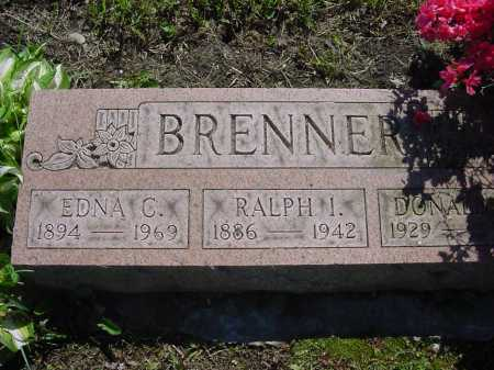 BRENNER, DONALD - Columbiana County, Ohio | DONALD BRENNER - Ohio Gravestone Photos