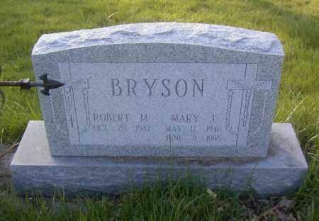 BRYSON, MARY J. - Columbiana County, Ohio | MARY J. BRYSON - Ohio Gravestone Photos