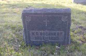 BUCHHERT, W. C. - Columbiana County, Ohio | W. C. BUCHHERT - Ohio Gravestone Photos
