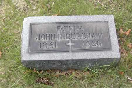 BURCHAM, JOHN H. - Columbiana County, Ohio | JOHN H. BURCHAM - Ohio Gravestone Photos