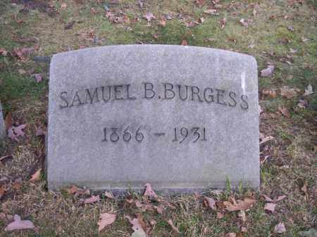 BURGESS, SAMUEL B. - Columbiana County, Ohio | SAMUEL B. BURGESS - Ohio Gravestone Photos