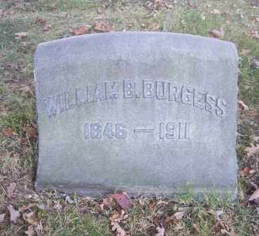 BURGESS, WILLIAM B. - Columbiana County, Ohio | WILLIAM B. BURGESS - Ohio Gravestone Photos