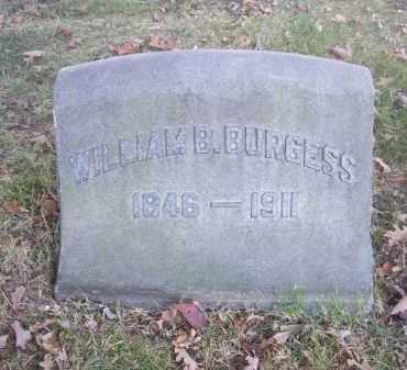 BURGESS, WILLIAM B. - Columbiana County, Ohio | WILLIAM B. BURGESS - Ohio Gravestone Photos