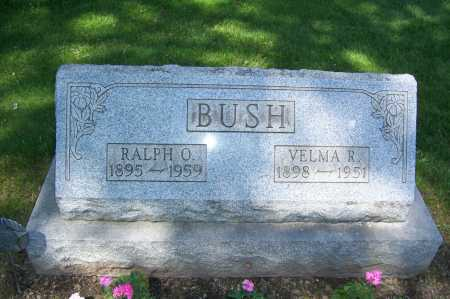 BUSH, RALPH - Columbiana County, Ohio | RALPH BUSH - Ohio Gravestone Photos