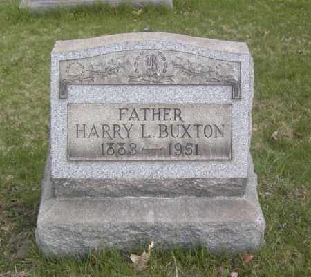 BUXTON, HARRY L. - Columbiana County, Ohio | HARRY L. BUXTON - Ohio Gravestone Photos