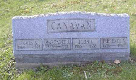 CANAVAN, TERRENCE V. - Columbiana County, Ohio | TERRENCE V. CANAVAN - Ohio Gravestone Photos
