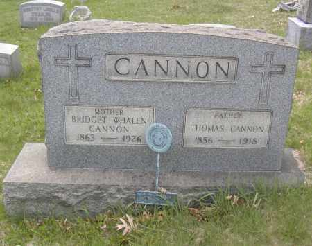 CANNON, THOMAS - Columbiana County, Ohio | THOMAS CANNON - Ohio Gravestone Photos