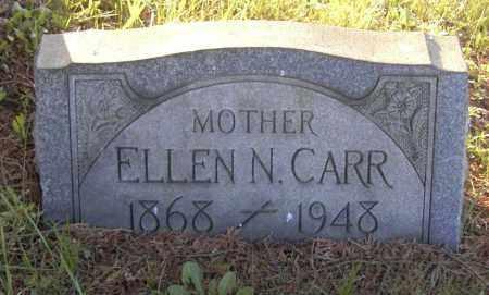 CARR, ELLEN N. - Columbiana County, Ohio | ELLEN N. CARR - Ohio Gravestone Photos