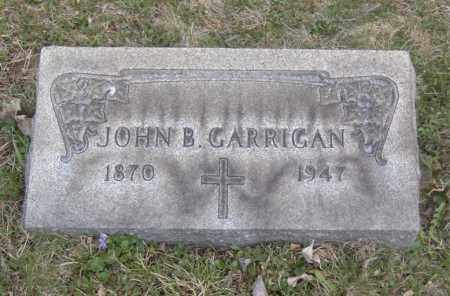 GARRIGAN, JOHN B. - Columbiana County, Ohio | JOHN B. GARRIGAN - Ohio Gravestone Photos