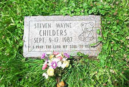 CHILDERS, STEVEN WAYNE - Columbiana County, Ohio | STEVEN WAYNE CHILDERS - Ohio Gravestone Photos