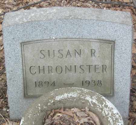 CHRONISTER, SUSAN R. - Columbiana County, Ohio | SUSAN R. CHRONISTER - Ohio Gravestone Photos