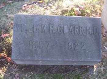 CLARK, WILLIAM R. - Columbiana County, Ohio | WILLIAM R. CLARK - Ohio Gravestone Photos