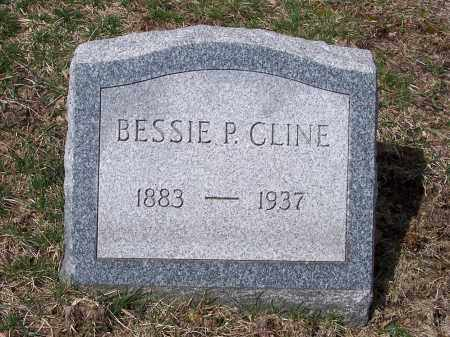 CLINE, BESSIE P. - Columbiana County, Ohio | BESSIE P. CLINE - Ohio Gravestone Photos