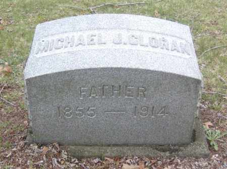 CLORAN, MICHAEL J. - Columbiana County, Ohio | MICHAEL J. CLORAN - Ohio Gravestone Photos