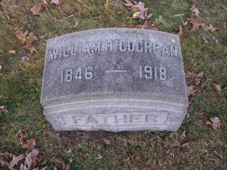 COCHRAN, WILLIAM H. - Columbiana County, Ohio | WILLIAM H. COCHRAN - Ohio Gravestone Photos