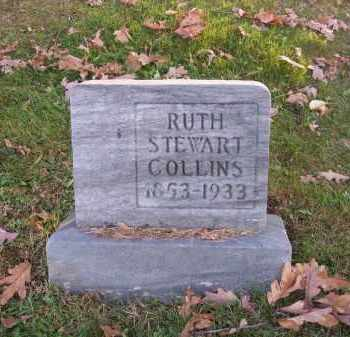 STEWART COLLINS, RUTH - Columbiana County, Ohio | RUTH STEWART COLLINS - Ohio Gravestone Photos