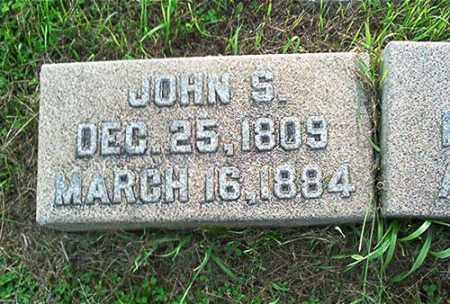 CONNELL, JOHN S. - Columbiana County, Ohio | JOHN S. CONNELL - Ohio Gravestone Photos