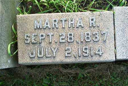 CONNELL, MARTHA R. - Columbiana County, Ohio | MARTHA R. CONNELL - Ohio Gravestone Photos