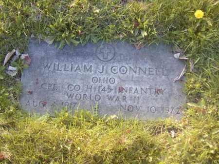 CONNELL, WILLIAM J. - Columbiana County, Ohio | WILLIAM J. CONNELL - Ohio Gravestone Photos